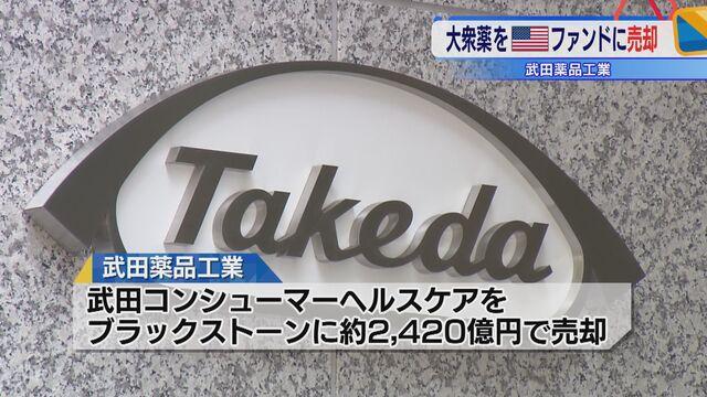 薬品 工業 武田