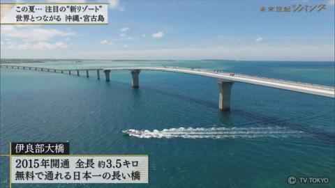 未来世紀ジパング 日本の観光地に価値あり!沖縄・宮古島&北海道・ニセコが大注目のワケ